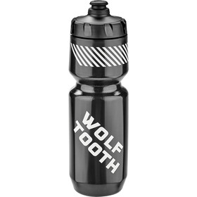 Wolf Tooth Purist Waterfles, black